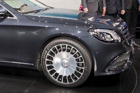 Ngam Mercedes-Maybach S 680 va S 560 'facelift' vua trinh lang - Anh 4