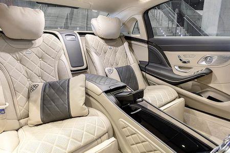 Ngam Mercedes-Maybach S 680 va S 560 'facelift' vua trinh lang - Anh 5