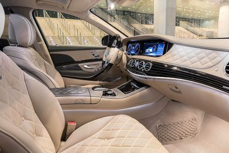 Ngam Mercedes-Maybach S 680 va S 560 'facelift' vua trinh lang - Anh 6