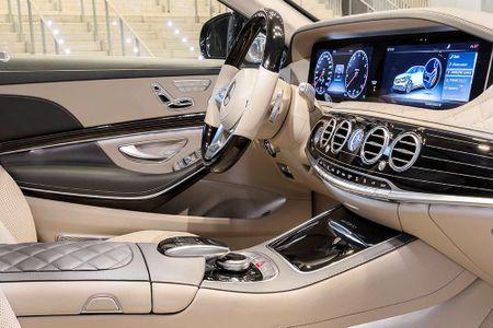 Ngam Mercedes-Maybach S 680 va S 560 'facelift' vua trinh lang - Anh 7