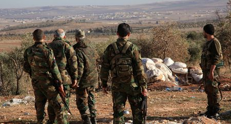 Tong thong Syria Assad: My muon Deir ez-Zor roi vao tay IS - Anh 1