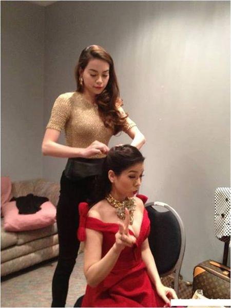 Sau khi bi to 'chen ep' Minh Hang, Ha Ho ngay cang co don trong showbiz Viet - Anh 4