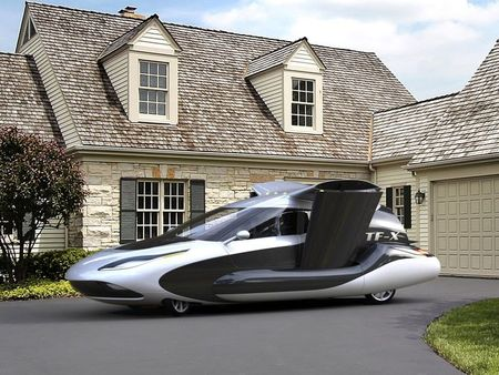 Xe bay AeroMobil tri gia 1 trieu USD ban ra nam 2020 - Anh 6