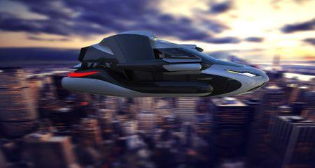 Xe bay AeroMobil tri gia 1 trieu USD ban ra nam 2020 - Anh 7