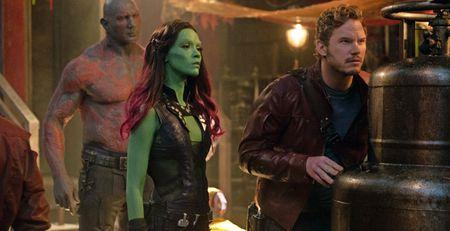 'Guardians of the Galaxy 2' tiep tuc phong cach sieu anh hung hai huoc - Anh 1