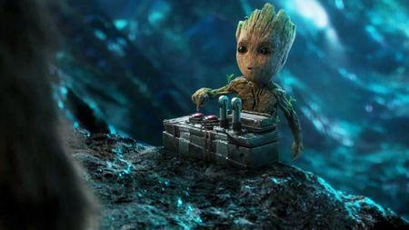 'Guardians of the Galaxy 2' tiep tuc phong cach sieu anh hung hai huoc - Anh 2