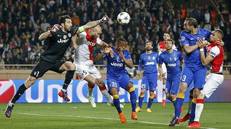 Monaco quyet 'viet lai lich su' truoc Juventus - Anh 2
