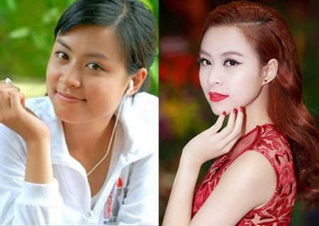 Ngo ngang truoc loat anh sao Viet 'day thi thanh cong' - Anh 1