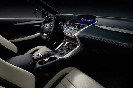 Lexus NX va nhung nang cap moi dang chu y - Anh 12