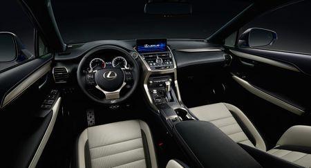 Lexus NX va nhung nang cap moi dang chu y - Anh 9