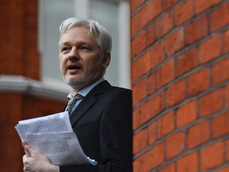 Nha sang lap Wikileaks Assenge noi gi sau khi Thuy Dien dung dieu tra? - Anh 1