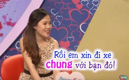 Gap lai co gai tung gay 'soc' cua chuong trinh 'Ban muon hen ho' - Anh 1