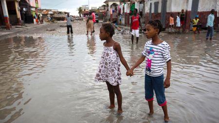 Mua lu tan pha Haiti, khien it nhat 24 nguoi chet va mat tich - Anh 1