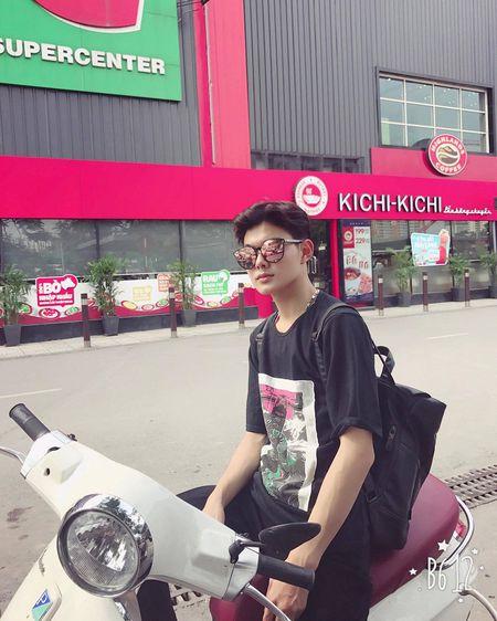 Hot boy DH Van hoa - Nghe thuat Quan doi gay sot khi cover ngot lim 'Nguoi ve tham que' - Anh 5