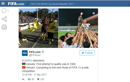 FIFA diem mat U20 Viet Nam truoc gio khai mac World Cup U20 - Anh 3