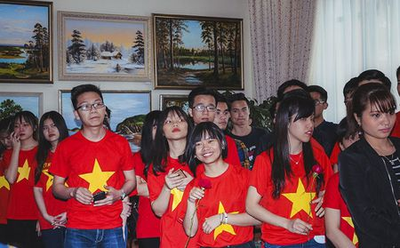 Ky niem ngay sinh Chu tich Ho Chi Minh duoc to chuc khap nuoc Nga - Anh 1