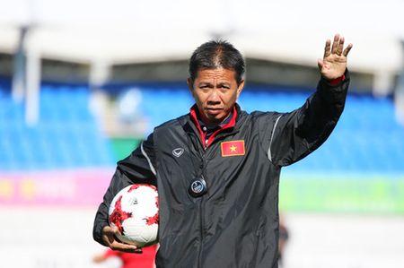 HLV Hoang Anh Tuan: U20 New Zealand khong co gi ghe gom! - Anh 1