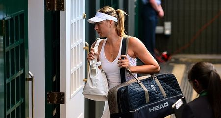 Maria Sharapova tuyen bo khong xin ve dac cach Wimbledon - Anh 1
