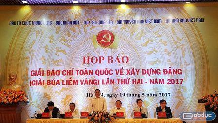 Khoi dong giai bao chi 'Bua liem vang' lan thu 2 - Anh 1