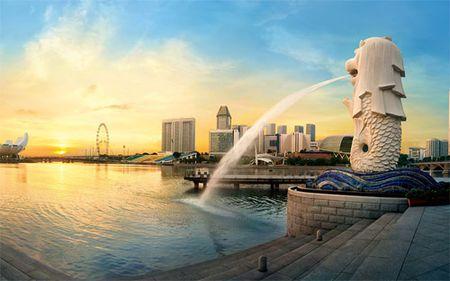 Singapore co dung ngoai 'con duong to lua' cua Trung Quoc? - Anh 1