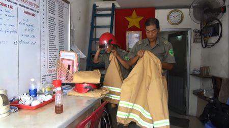 Kiem tra PCCC tren dia ban phuong Ben Thanh - Anh 5
