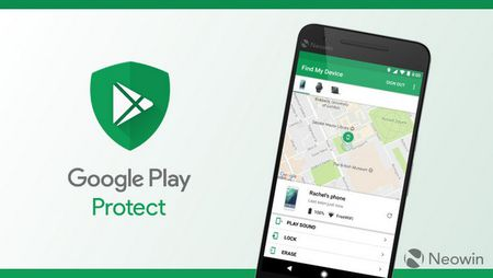 Google doi ten Android Device Manager thanh Find My Device - Anh 1