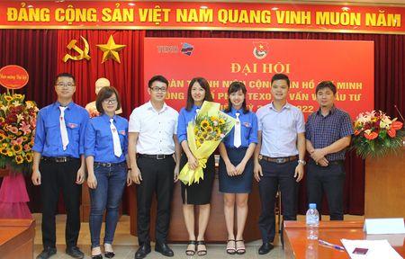Dai hoi Doan TNCS Ho Chi Minh Cty CP Texo Tu van va dau tu khoa I - Anh 4