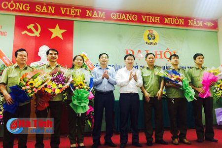 Dai hoi diem cong doan co so cac don vi, doanh nghiep - Anh 1