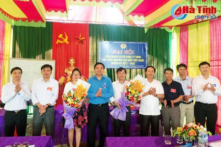 Dai hoi diem cong doan co so cac don vi, doanh nghiep - Anh 3
