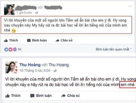 Co gai to A hau Huyen My bat ngo chinh sua cac status - Anh 6