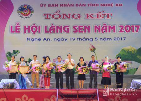 Tong ket Le hoi Lang Sen 2017 - Anh 1