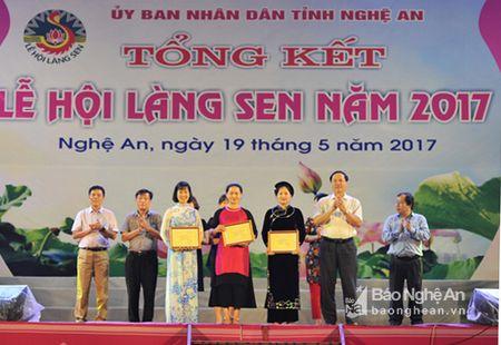 Tong ket Le hoi Lang Sen 2017 - Anh 6