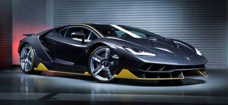 Lamborghini Centenario cuc doc, lan dau co mat chau A - Anh 1
