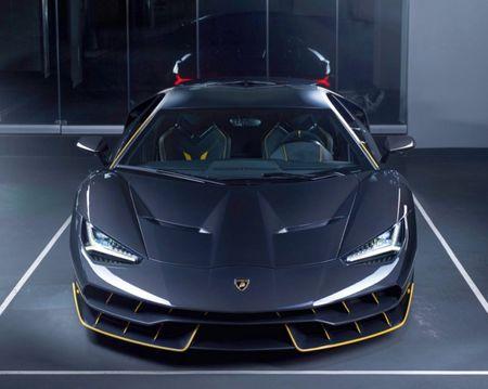 Lamborghini Centenario cuc doc, lan dau co mat chau A - Anh 2