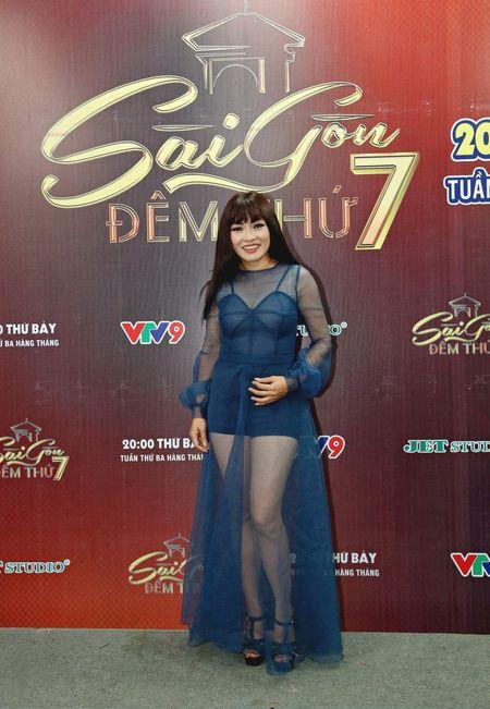 Ho Quang Hieu tiet lo 'soc' ve ban gai Bao Anh trong Sai Gon Dem Thu 7 - Anh 2