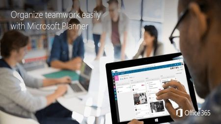 Ung dung Microsoft Planner chinh thuc co mat tren iPhone, iPad - Anh 1