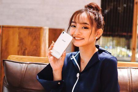 Kaity Nguyen, Will lam guong mat dai dien cho ZenFone Live - Anh 2
