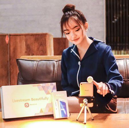 Kaity Nguyen, Will lam guong mat dai dien cho ZenFone Live - Anh 4