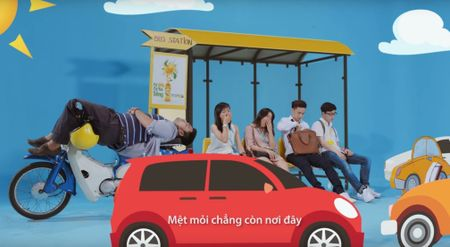 S.T tung MV 'Monday is funday', remix ca nhac thieu nhi - Anh 4