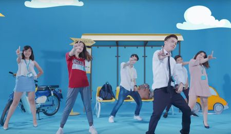 S.T tung MV 'Monday is funday', remix ca nhac thieu nhi - Anh 5