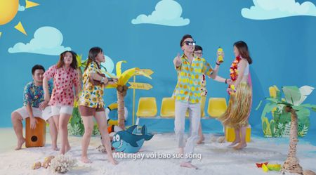 S.T tung MV 'Monday is funday', remix ca nhac thieu nhi - Anh 8