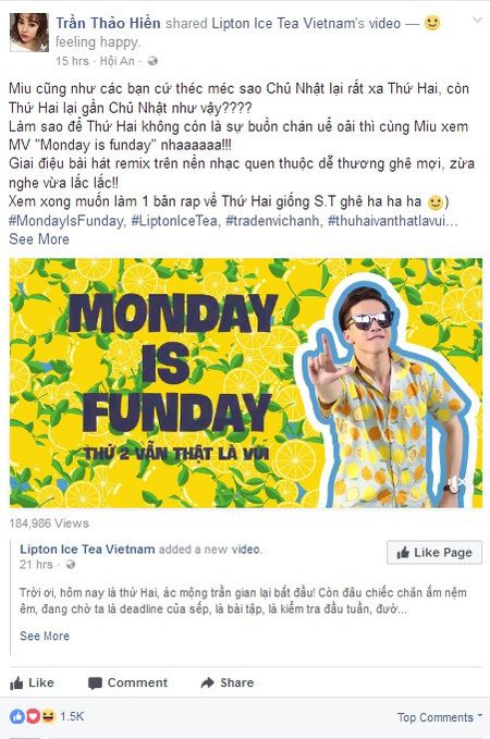 S.T tung MV 'Monday is funday', remix ca nhac thieu nhi - Anh 9