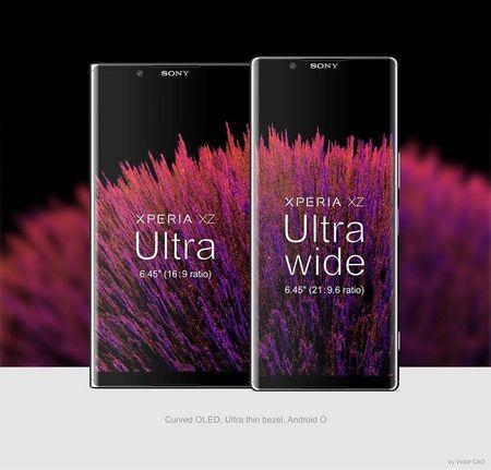 Lieu Sony Xperia XZ Ultra va Ultra Wide co la 'ke huy diet' cua Samsung Galaxy S8? - Anh 1