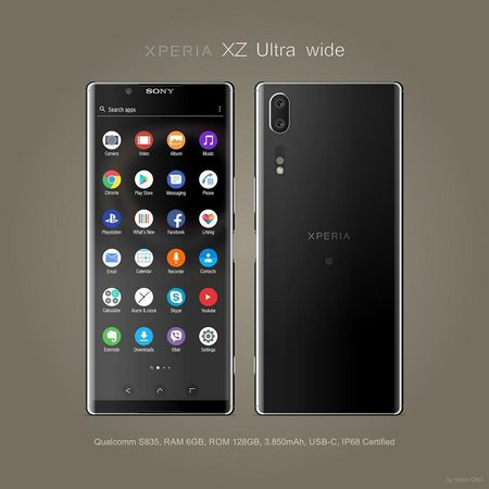 Lieu Sony Xperia XZ Ultra va Ultra Wide co la 'ke huy diet' cua Samsung Galaxy S8? - Anh 5