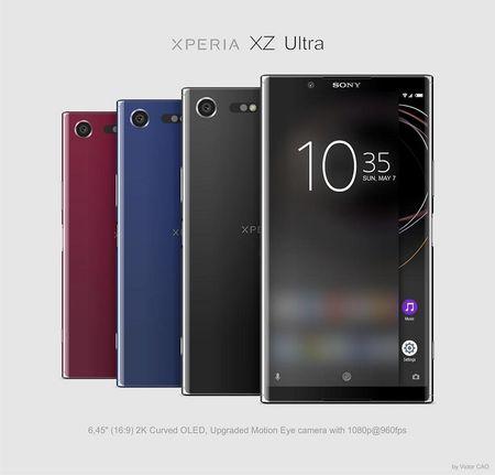 Lieu Sony Xperia XZ Ultra va Ultra Wide co la 'ke huy diet' cua Samsung Galaxy S8? - Anh 7
