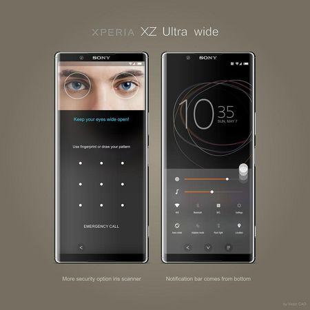 Lieu Sony Xperia XZ Ultra va Ultra Wide co la 'ke huy diet' cua Samsung Galaxy S8? - Anh 8