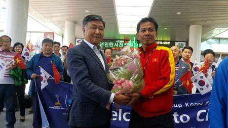 U20 Viet Nam tap nhu len dong cho dau U20 New Zealand - Anh 1