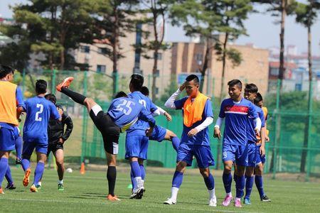 U20 Viet Nam tap nhu len dong cho dau U20 New Zealand - Anh 3