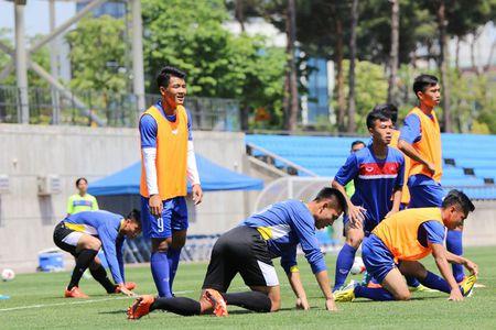 U20 Viet Nam tap nhu len dong cho dau U20 New Zealand - Anh 4