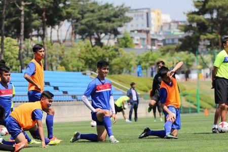 U20 Viet Nam tap nhu len dong cho dau U20 New Zealand - Anh 5